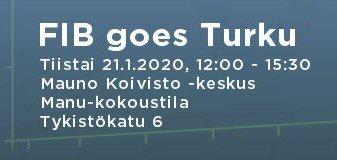FIB goes Turku